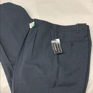 David Taylor Flexslax Pants 42x30 men's grey
